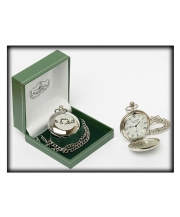 Claddagh Pocket Watch