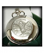 Scottish Piper Pocket Watch