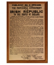 Irish Proclamation of Independence