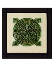 Quarternary Celtic Knot Square Tile