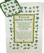 5282-irish-stew-tea-towel-recipe-pot-holder-kitchen-t-towel