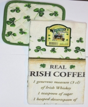 5184-irish-coffee-tea-towel-recipe-pot-holder-kitchen-t-towel