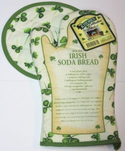 5185-irish-soda-bread-recipe-2-piece-oven-mitt-potholder-kitchen-set