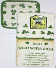 5186-irish-soda-bread-tea-towel-recipe-pot-holder-kitchen-t-towel