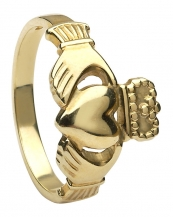 clad3h-ladies-heavy-claddagh-ring