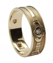 wed3-ladies-diamond-set-claddagh-band