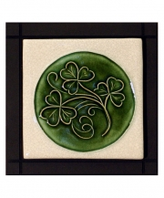 Shamrock Square Tile