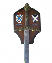 Sherwood Sword Coat-of-Arms