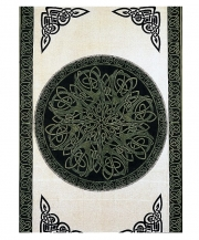 green-celtic-knot-tapestry