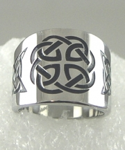 Stainless Steel Cigar Band