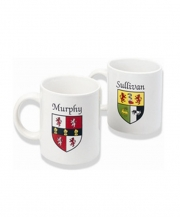 Irish Coat-of-Arms Mug