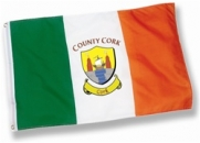 Irish County Coat-of-Arms Flag - 2x3 Foot