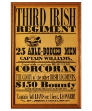 3rd Irish Regiment Civil War