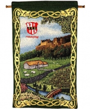"""The Olde Sod"" Tapestry Wall Hanging"