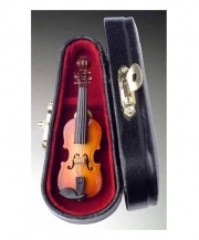 Violin Pin With Case