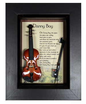 Danny Boy Shadow Box