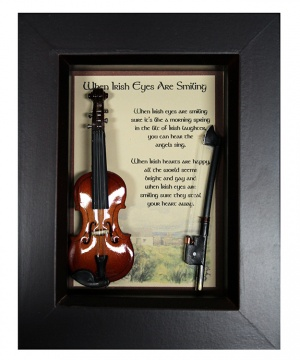 When Irish Eyes Are Smiling Shadow Box